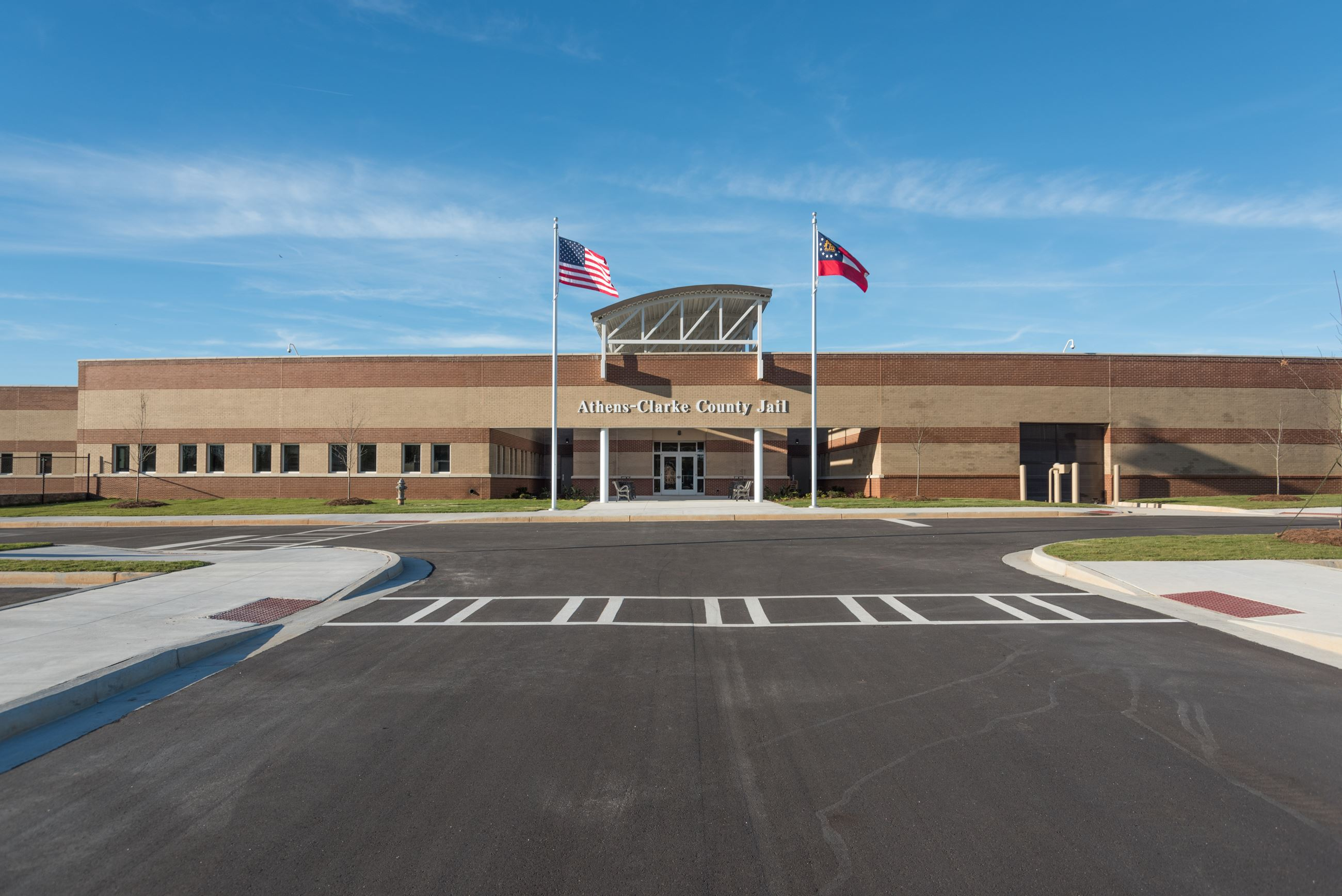 Project 1: Jail Expansion | Athens-Clarke County, GA