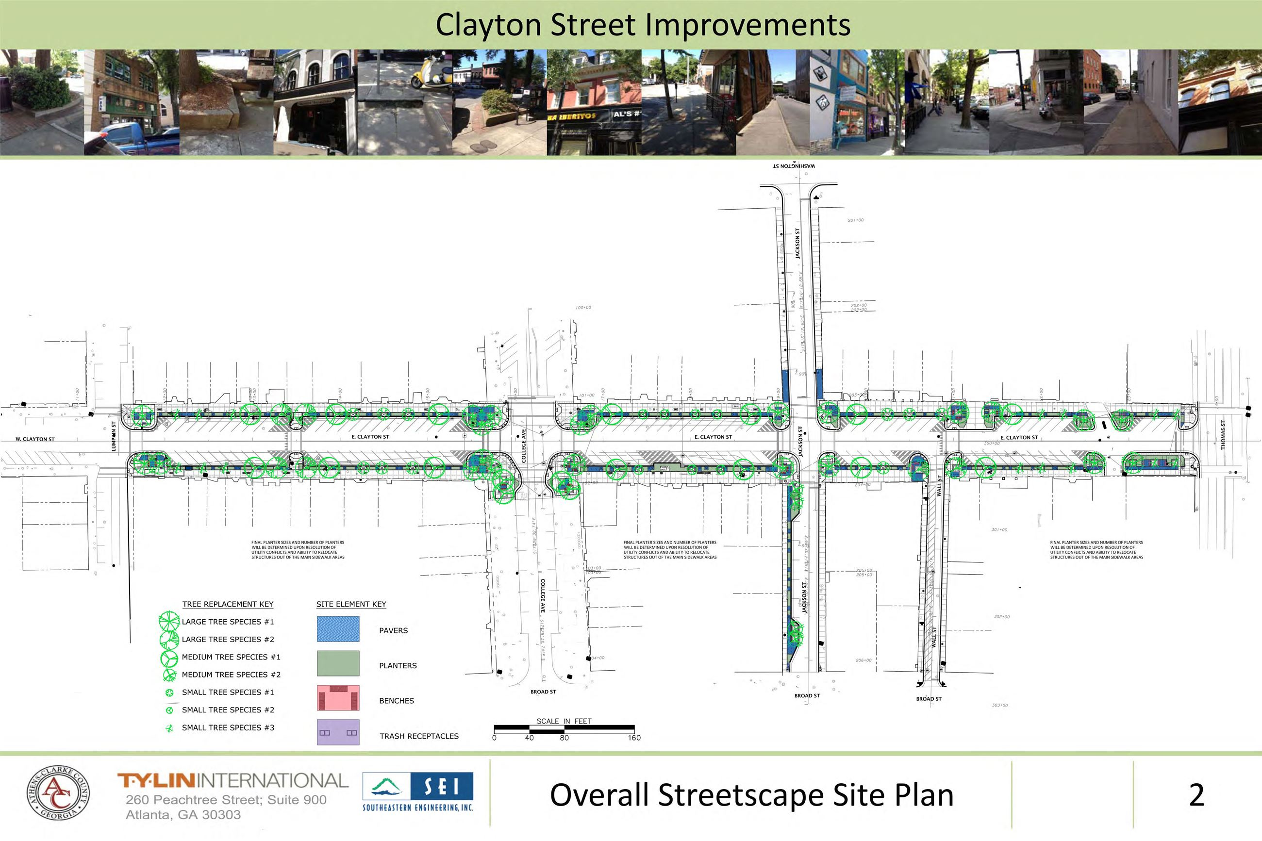 Clayton Street Improvements | Athens-Clarke County, GA - Official