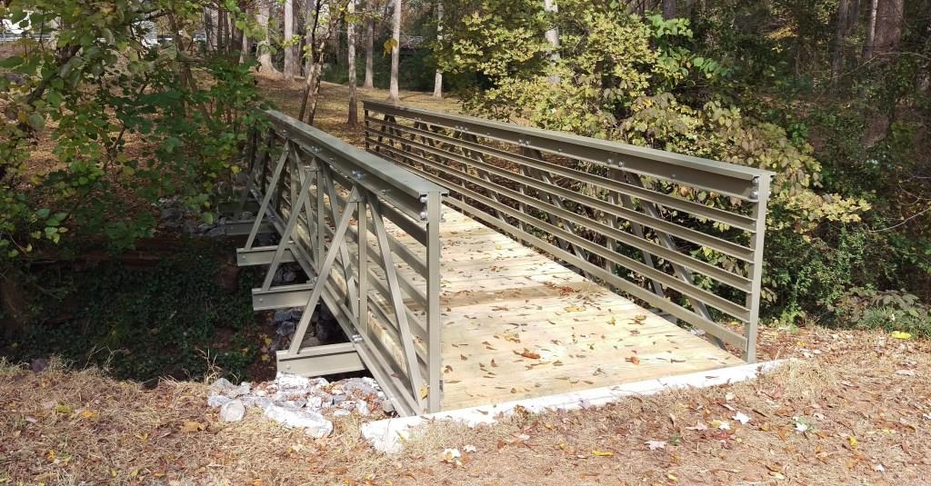 Project 16 Sub-Project 8, North Oconee River Park Bridge