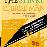 Flier -Stinky Cheese Man