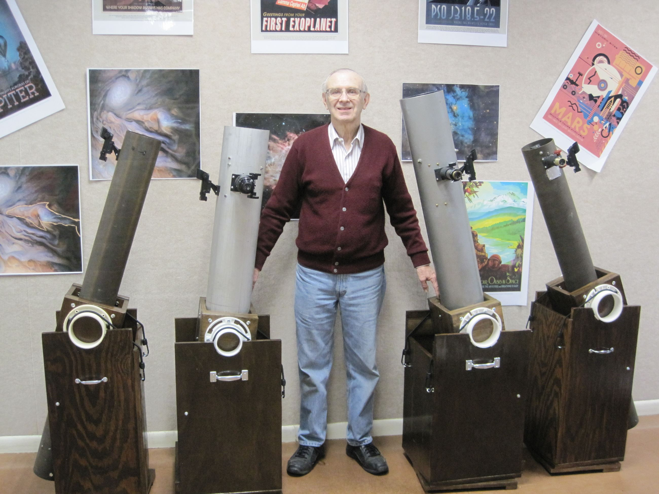 telescopes for contest