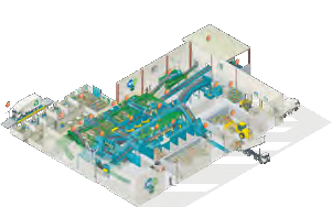 Material Recycling Facility Drawing