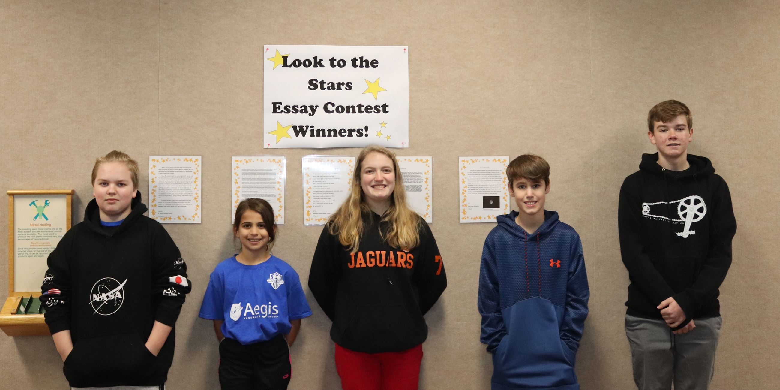 Telescope winners