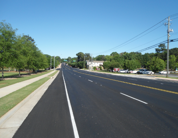 college station completed transportation improvements