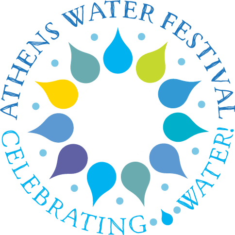 Athens Water Festival Logo