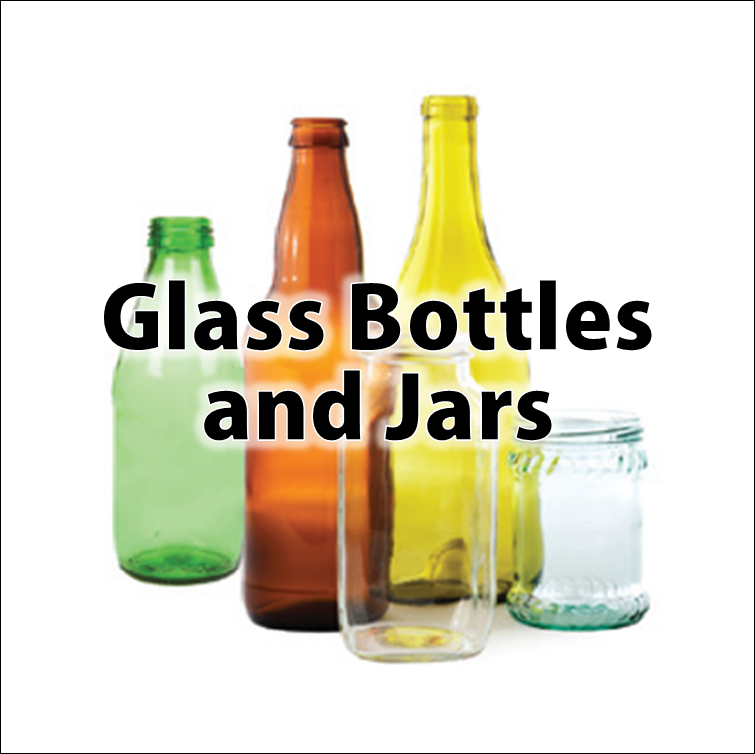 Glass Bottles and Jars