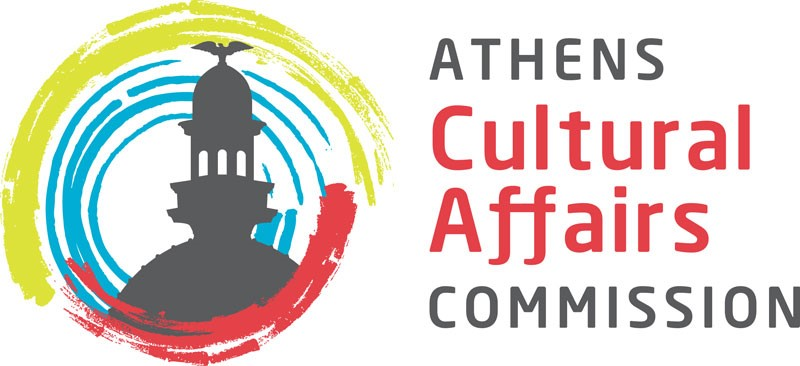 Athens Cultural Affairs Commission logo