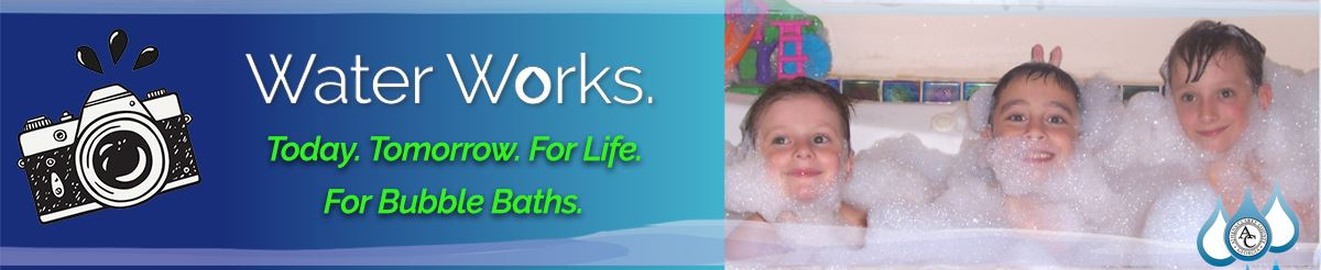 Water Works website banner