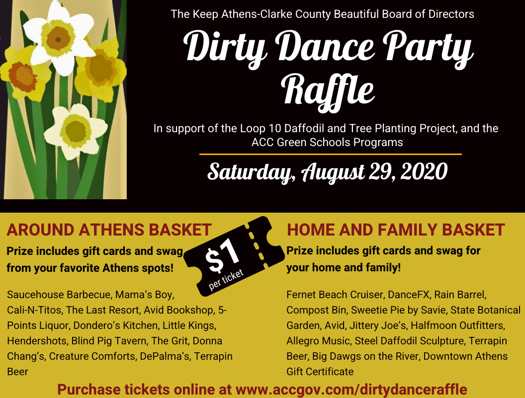 Dirty Dance Raffle Basket 20