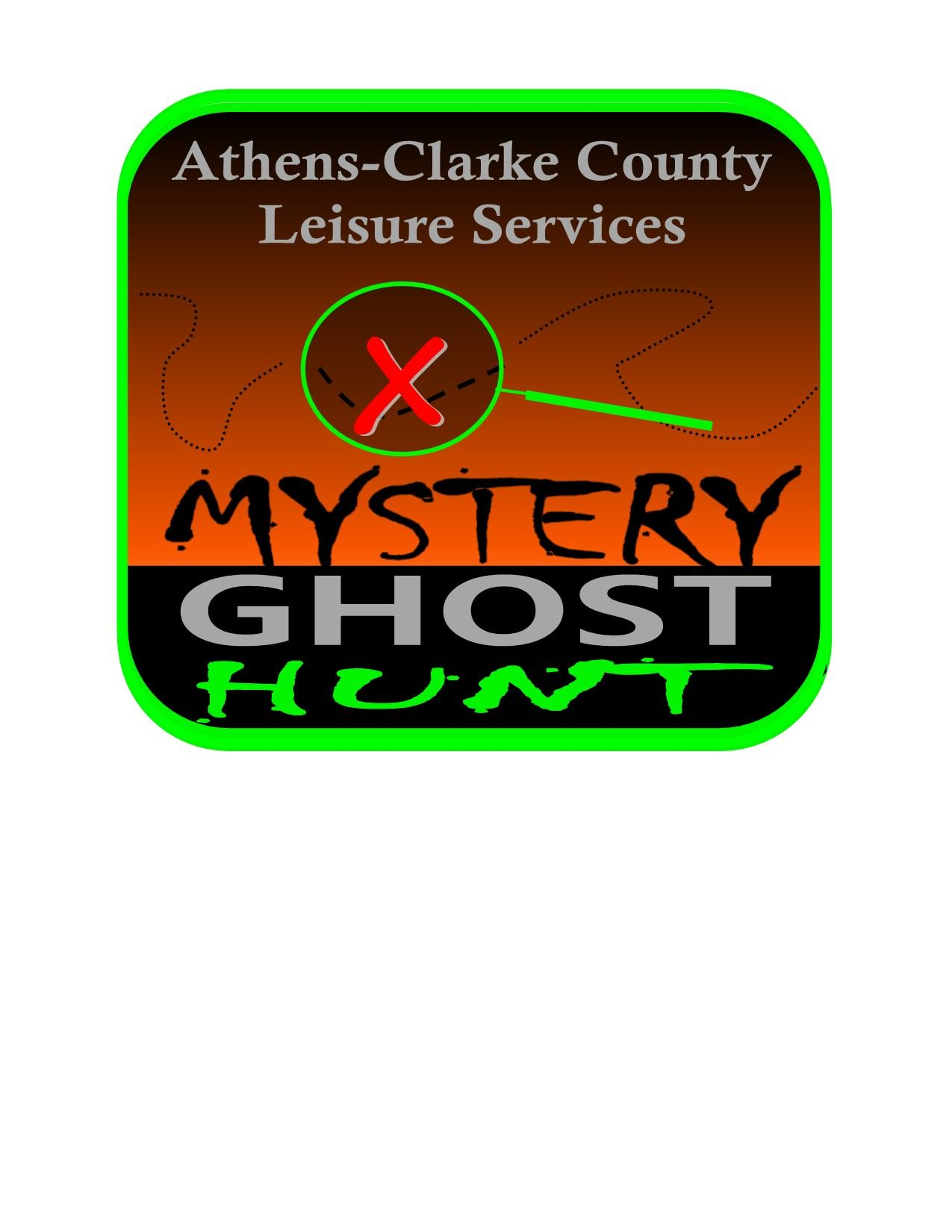 Mystery Ghost Hunt Logo