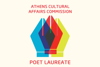 Athens Cultural Affairs Commission Call for Poet Laureate