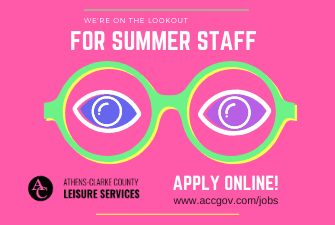 summer staff graphic - newsflash