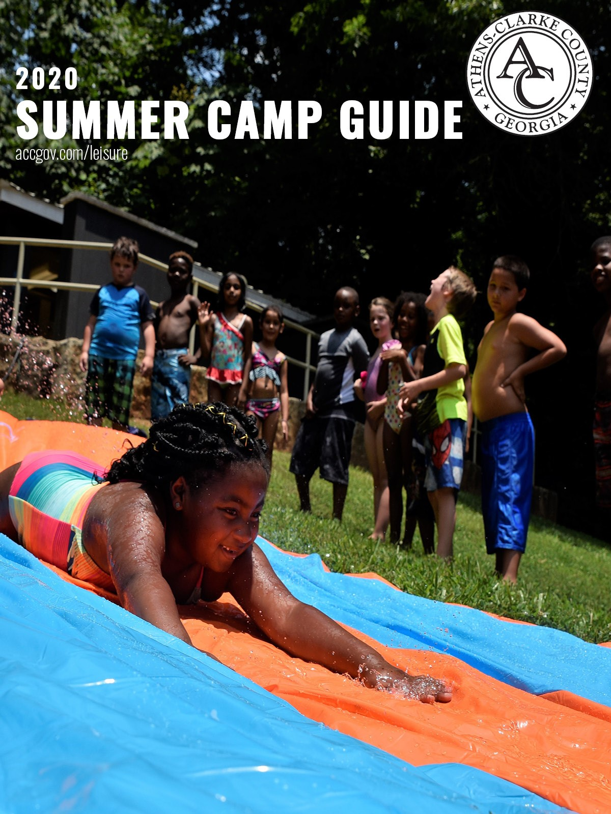 Summer Camp Program Guide 2020 Opens in new window