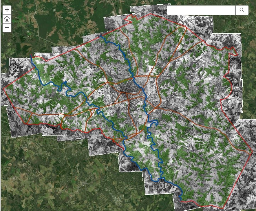 Interactive Legacy Forest Map Opens in new window