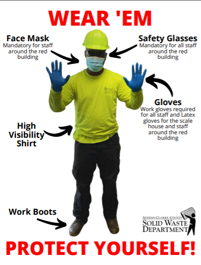 Landfill PPE