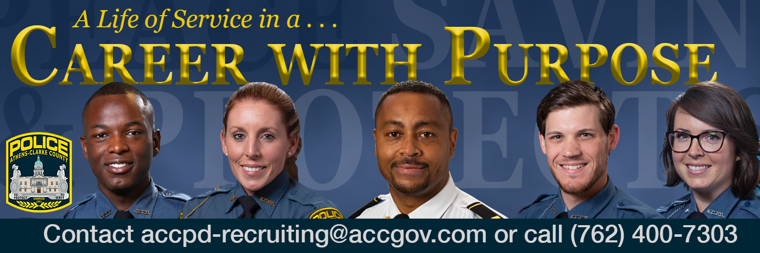 Recruiting photo for the department