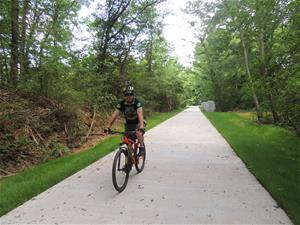 Trail Creek Greenway