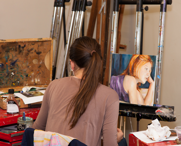 Painting with Charles Adult Class-3
