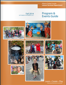 Fall 2014 Program Guide Cover