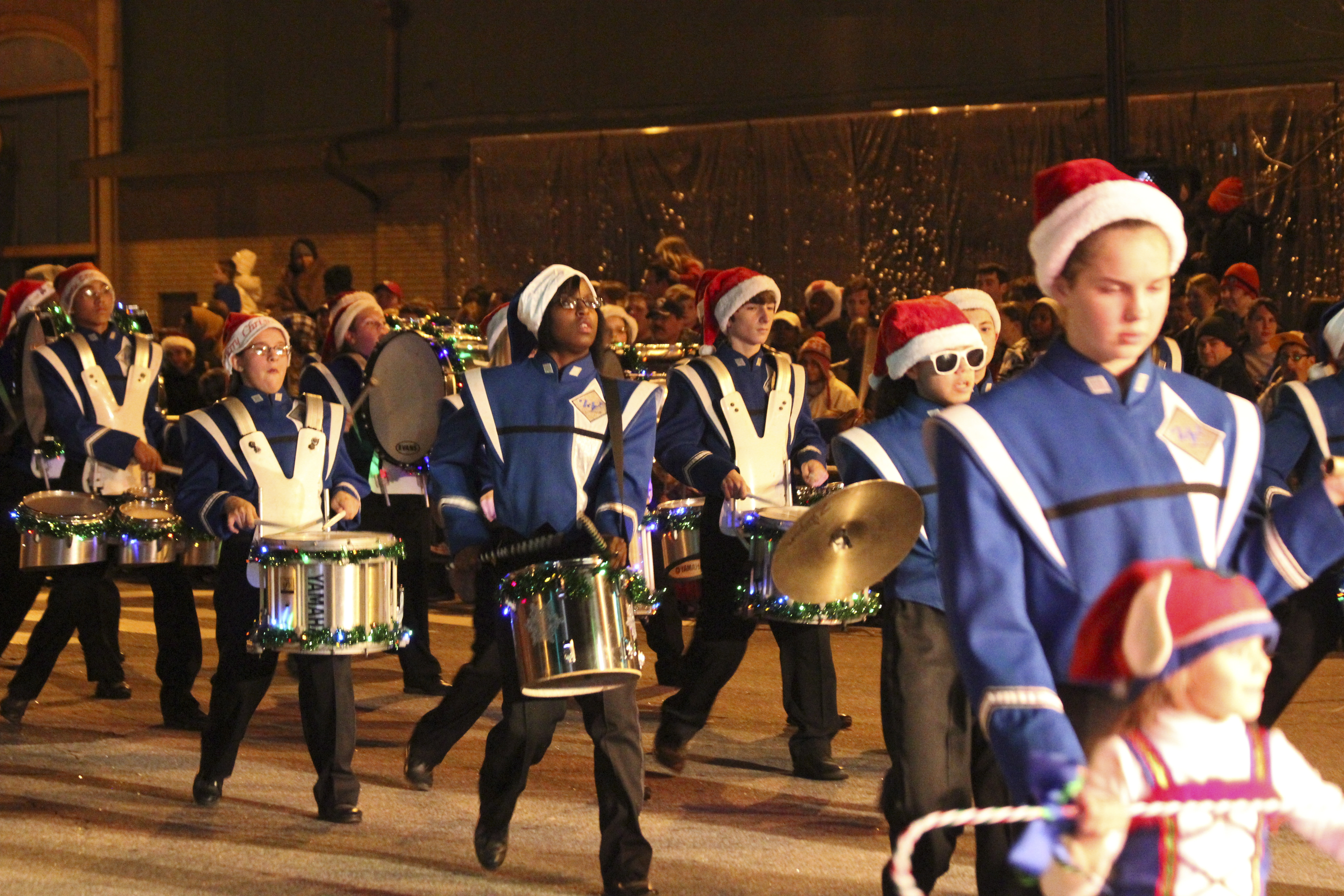 Christmas Parade 2012 -  photos by J Michael Whart