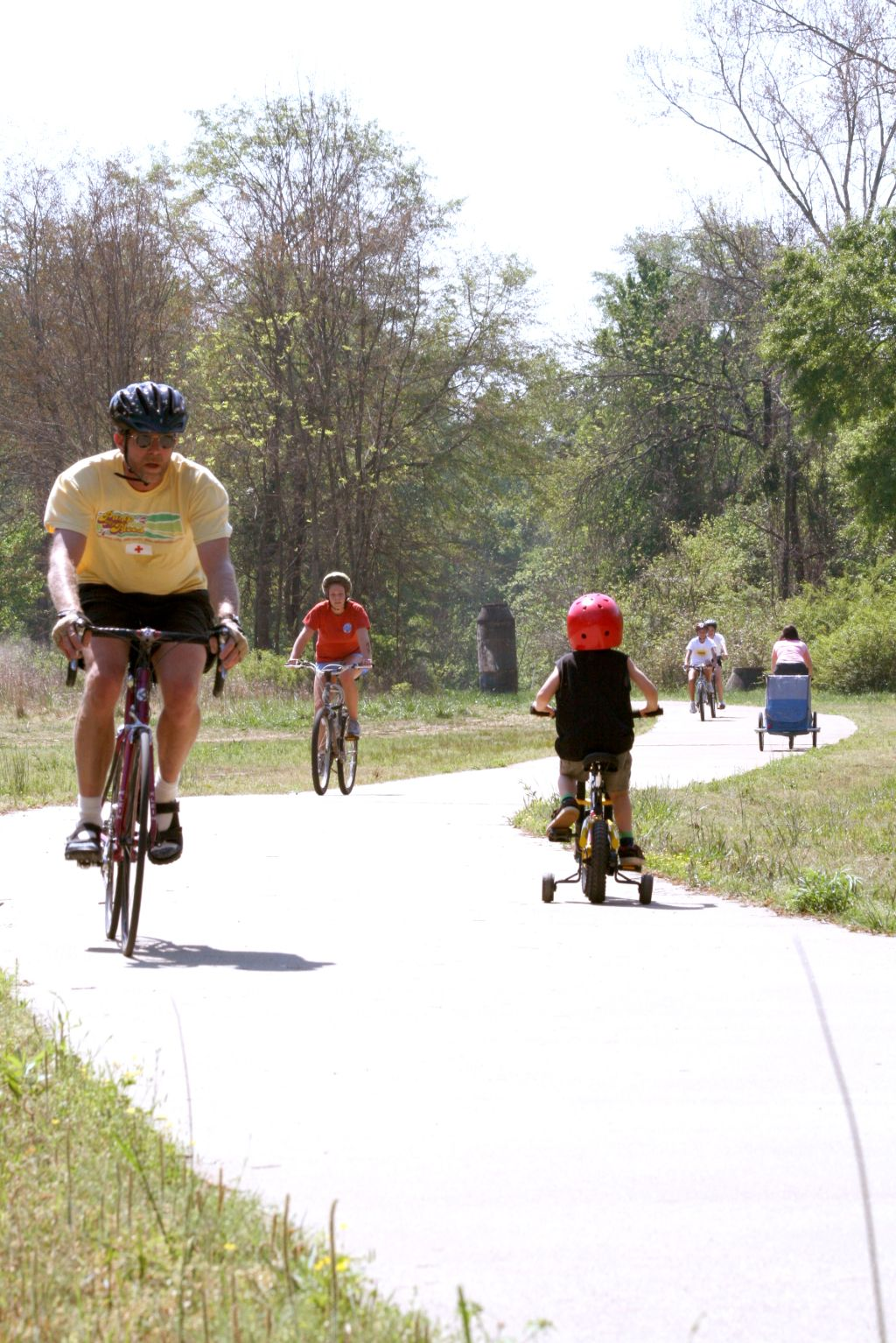 Bicycle Friendly Communities in GA