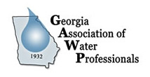 Georgia Association of Water Professionals logo