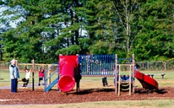 Playground at Neighborhood Park