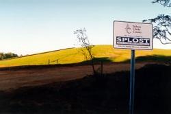 SPLOST sign