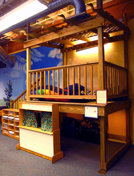 Loft and Puppet Theater
