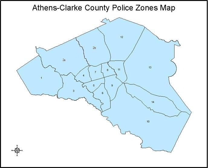 Zone Map